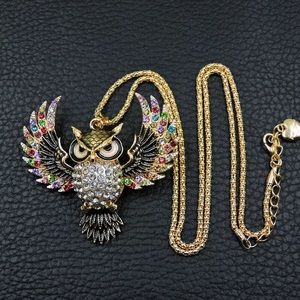 🆕 Owl Say Beautiful Owl Pendant